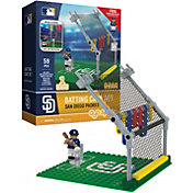 OYO San Diego Padres Batting Cage Figurine Set