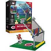 OYO Cincinnati Reds Batting Cage Figurine Set