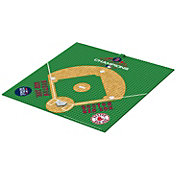 OYO 2018 World Series Champions Boston Red Sox Display Plate Play Set