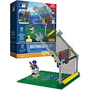 OYO Kansas City Royals Batting Cage Figurine Set