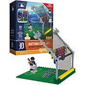 OYO Detroit Tigers Batting Cage Figurine Set