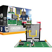 OYO Butler Bulldogs Team Logo End Zone Minifigure Set