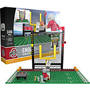 OYO Ohio State Buckeyes Team Logo End Zone Minifigure Set