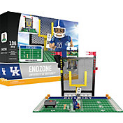 OYO Kentucky Wildcats Team Logo End Zone Minifigure Set