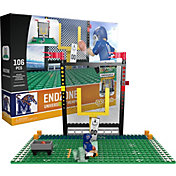 OYO Memphis Tigers Team Logo End Zone Minifigure Set