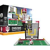 OYO Indiana Hoosiers Team Logo End Zone Minifigure Set