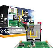 OYO Nevada Wolf Pack Team Logo End Zone Minifigure Set