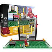 OYO USC Trojans Team Logo End Zone Minifigure Set