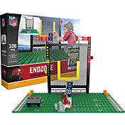 OYO Tampa Bay Buccaneers Team Logo End Zone Minifigure Set