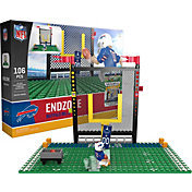 OYO Buffalo Bills Team Logo End Zone Minifigure Set