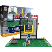 OYO Dallas Cowboys Team Logo End Zone Minifigure Set