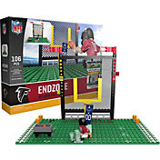 OYO Atlanta Falcons Team Logo End Zone Minifigure Set