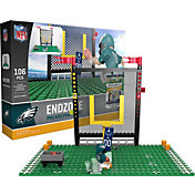 OYO Philadelphia Eagles Team Logo End Zone Minifigure Set