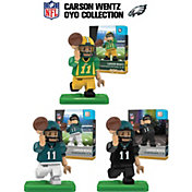 OYO Philadelphia Eagles Carson Wentz Minifigure Collector's Set