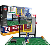 OYO New York Giants Team Logo End Zone Minifigure Set