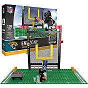 OYO Jacksonville Jaguars Team Logo End Zone Minifigure Set