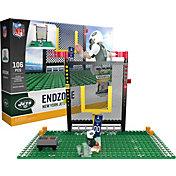 OYO New York Jets Team Logo End Zone Minifigure Set