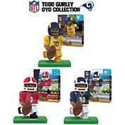 OYO Los Angeles Rams Todd Gurley Minifigure Collector's Set