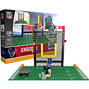 OYO Houston Texans Team Logo End Zone Minifigure Set