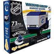 OYO Vancouver Canucks Zamboni Figurine Set