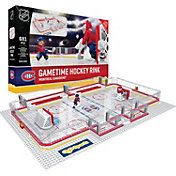 OYO Montreal Canadiens Gametime Full Rink Minifigure Set