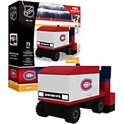 OYO Montreal Canadiens Zamboni Figurine Set