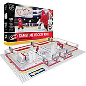 OYO Carolina Hurricanes Gametime Full Rink Minifigure Set