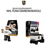 OYO Vegas Golden Knights Minifigure and Zamboni Bundle
