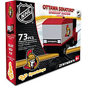 OYO Ottawa Senators Zamboni Figurine Set