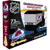 OYO Colorado Avalanche Zamboni Figurine Set