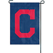 Party Animal Cleveland Indians Logo Premium Garden Flag