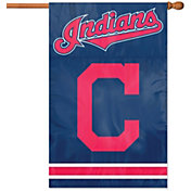 Party Animal Cleveland Indians House Flag
