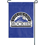 Party Animal Colorado Rockies Premium Garden Flag