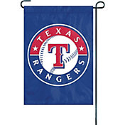 Party Animal Texas Rangers Premium Garden Flag