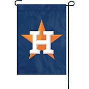 Party Animal Houston Astros Premium Garden Flag