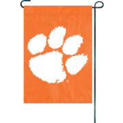 Party Animal Clemson Tigers Premium Garden Flag