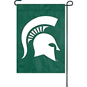 Party Animal Michigan State Spartans Garden/Window Flag