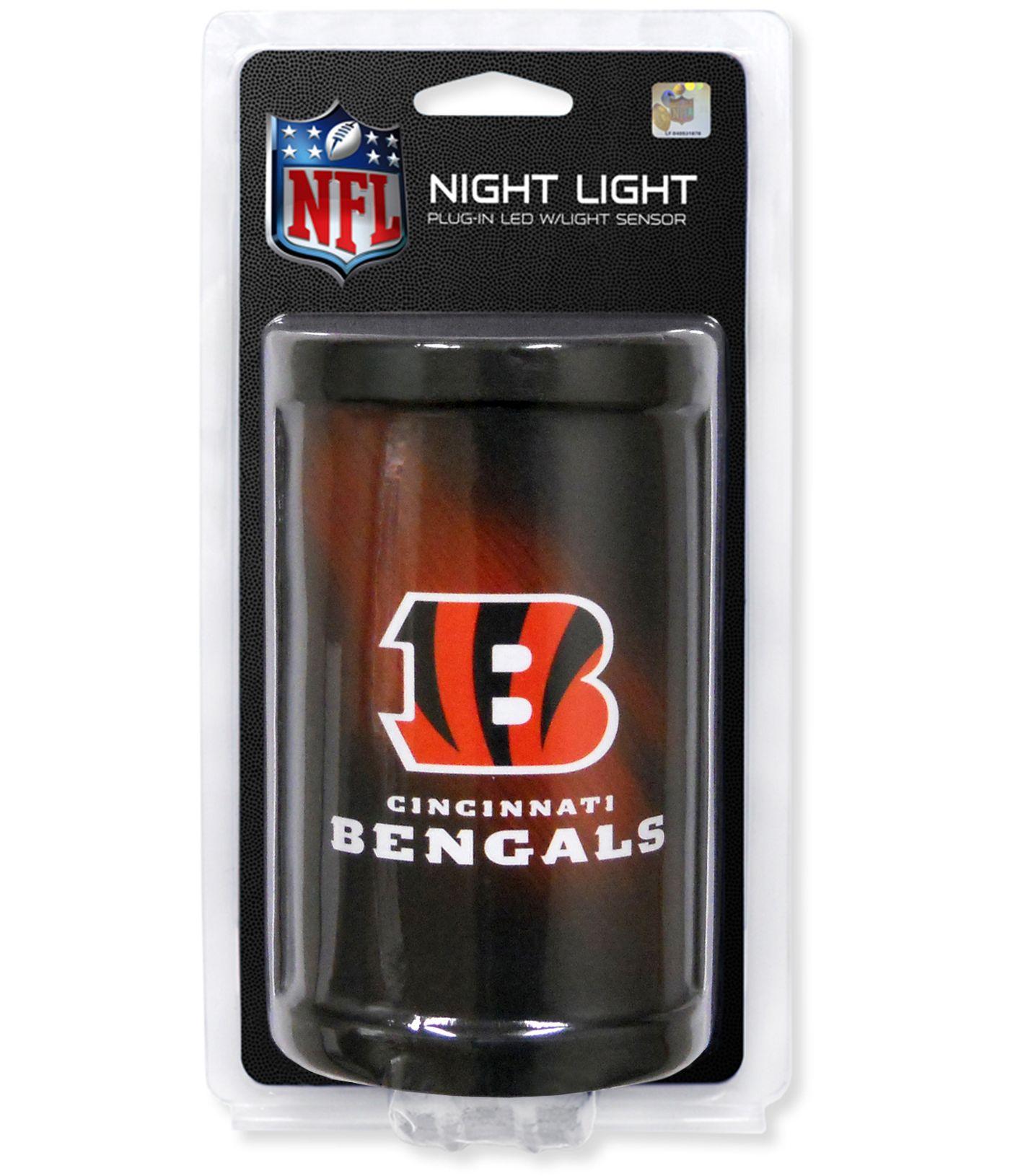 Party Animal Cincinnati Bengals Night Light