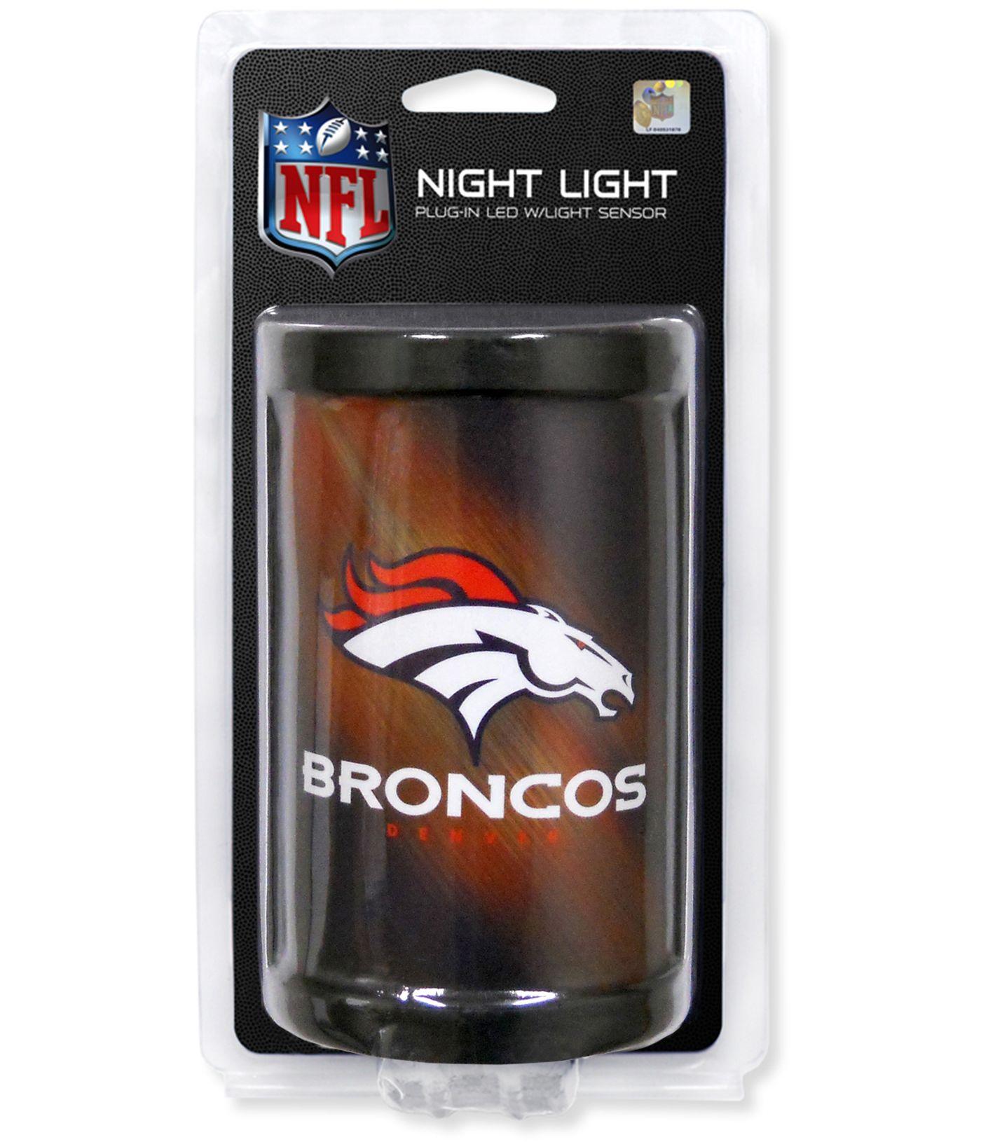 Party Animal Denver Broncos Night Light