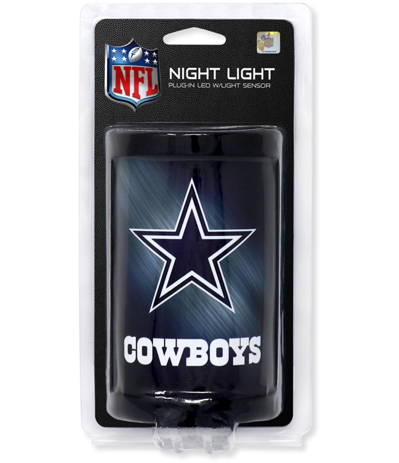 Party Animal Dallas Cowboys Night Light