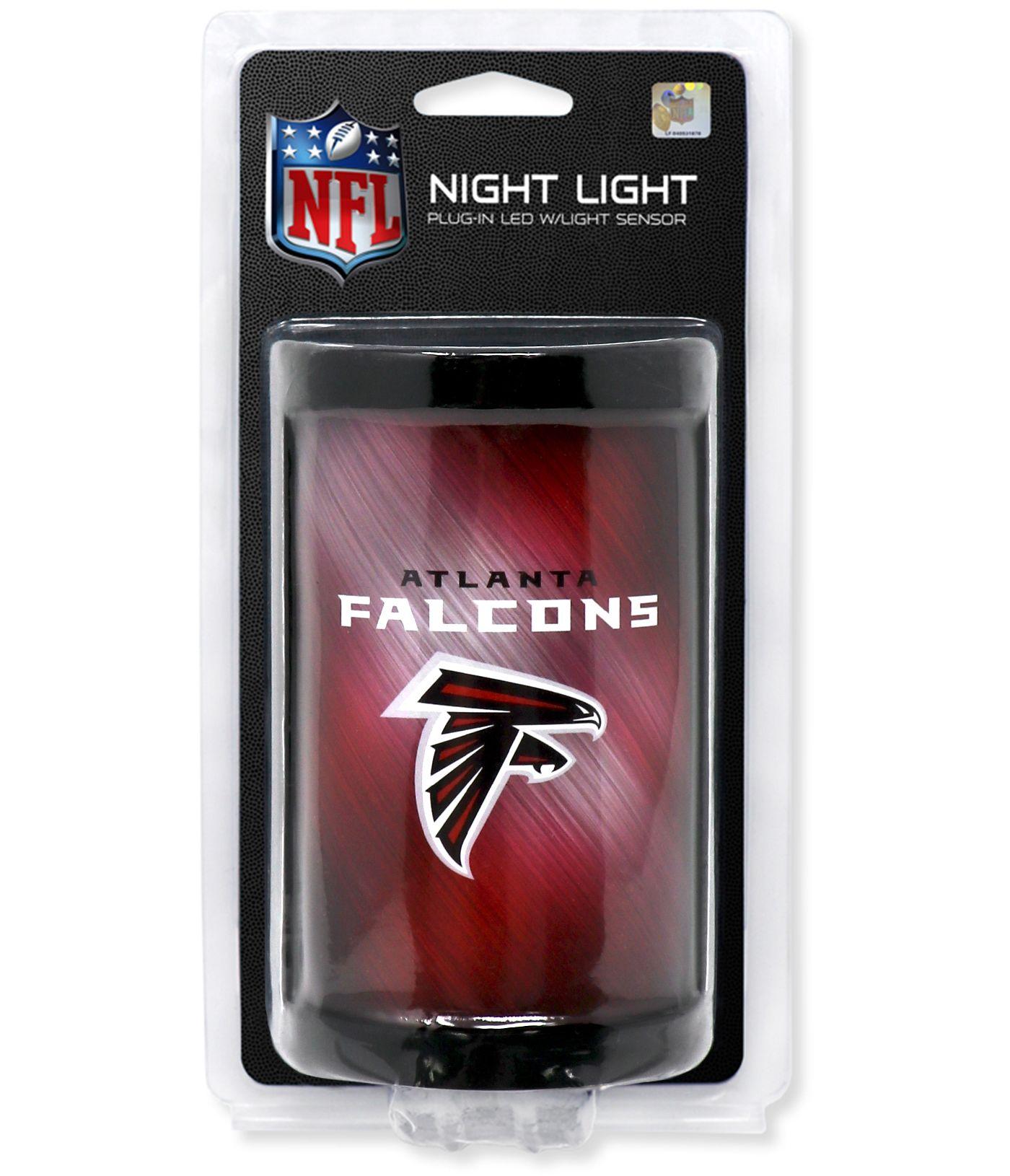 Party Animal Atlanta Falcons Night Light