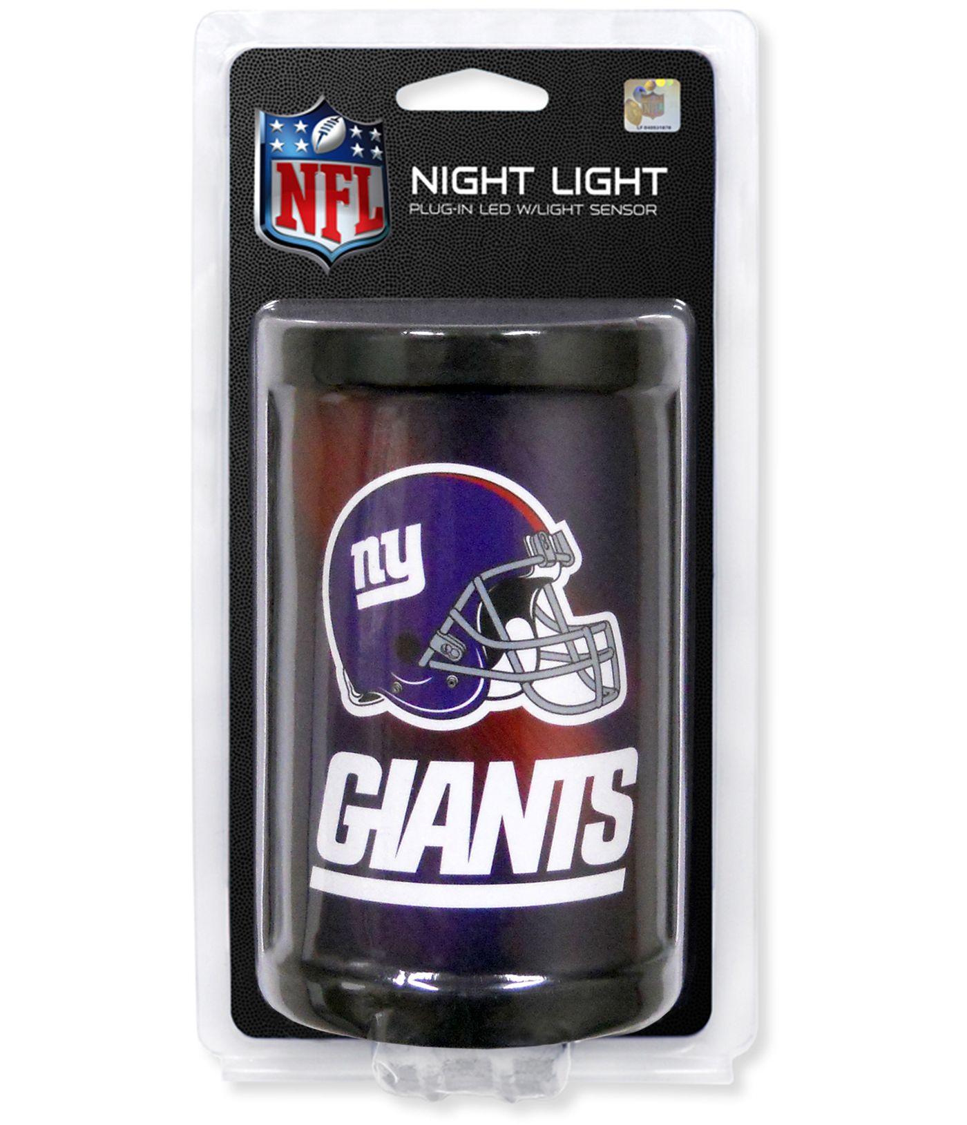 Party Animal New York Giants Night Light