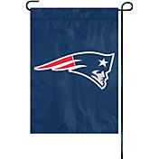 Party Animal New England Patriots Premium Garden Flag