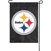 Party Animal Pittsburgh Steelers Premium Garden Flag