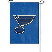 Party Animal St. Louis Blues Premium Garden Flag