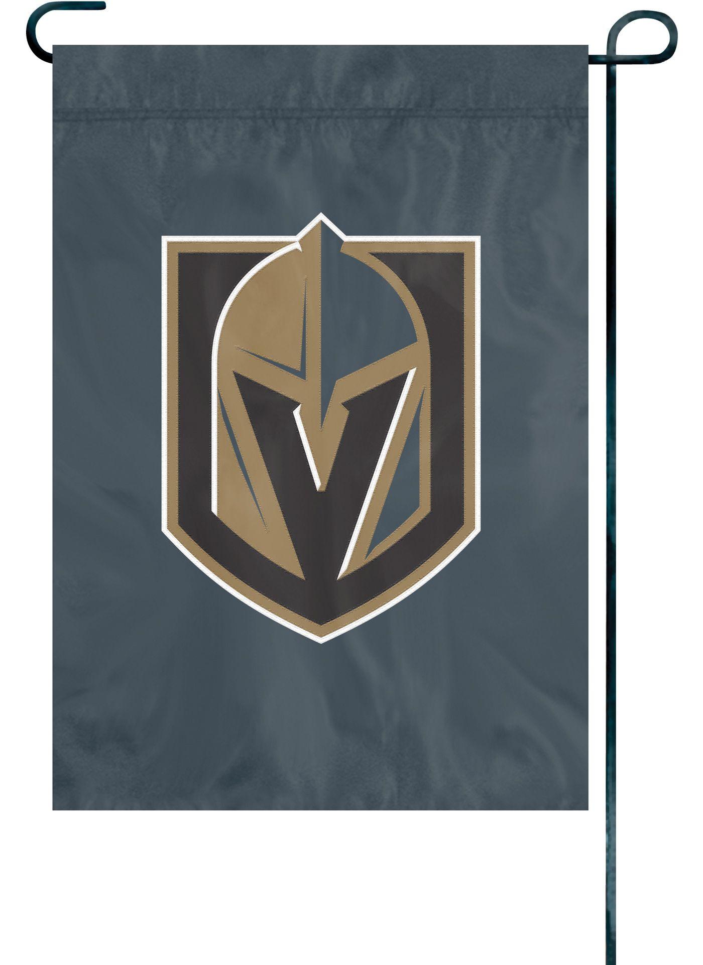 Party Animal Vegas Golden Knights Premium Garden Flag