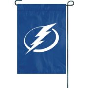 Party Animal Tampa Bay Lightning Premium Garden Flag