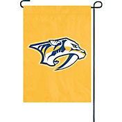 Party Animal Nashville Predators Premium Garden Flag