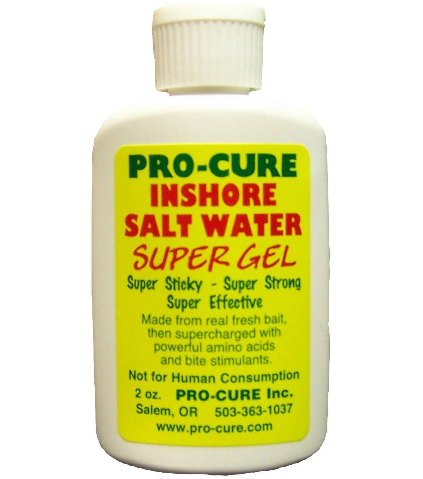 Pro-Cure Mogan Series Inshore Saltwater Super Gel