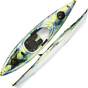 Pelican Intrepid 120X Kayak with Paddle